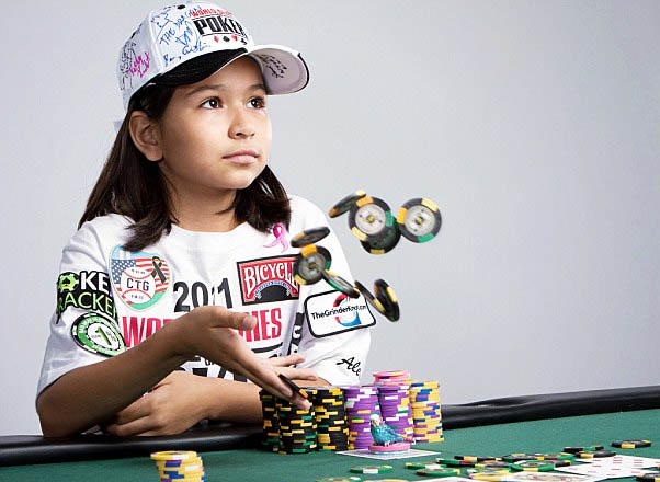 Pemain Poker Termuda
