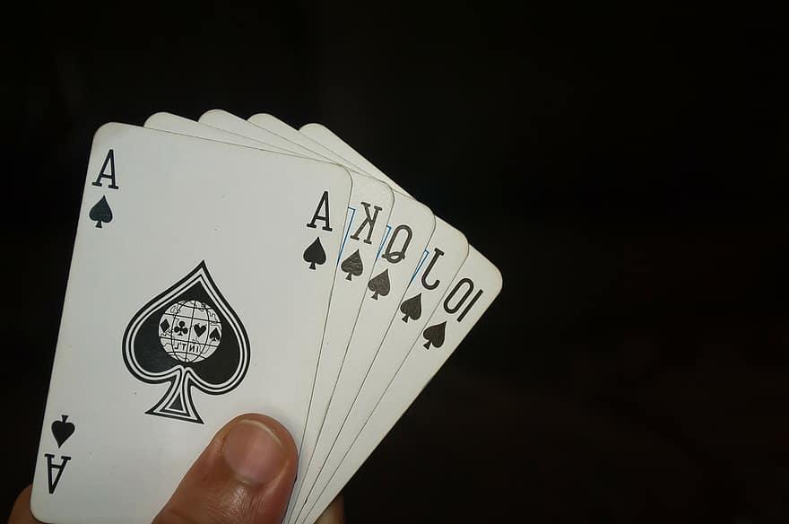Strategi Poker Dan Investasi